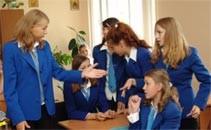 Дискуссия воспитанниц